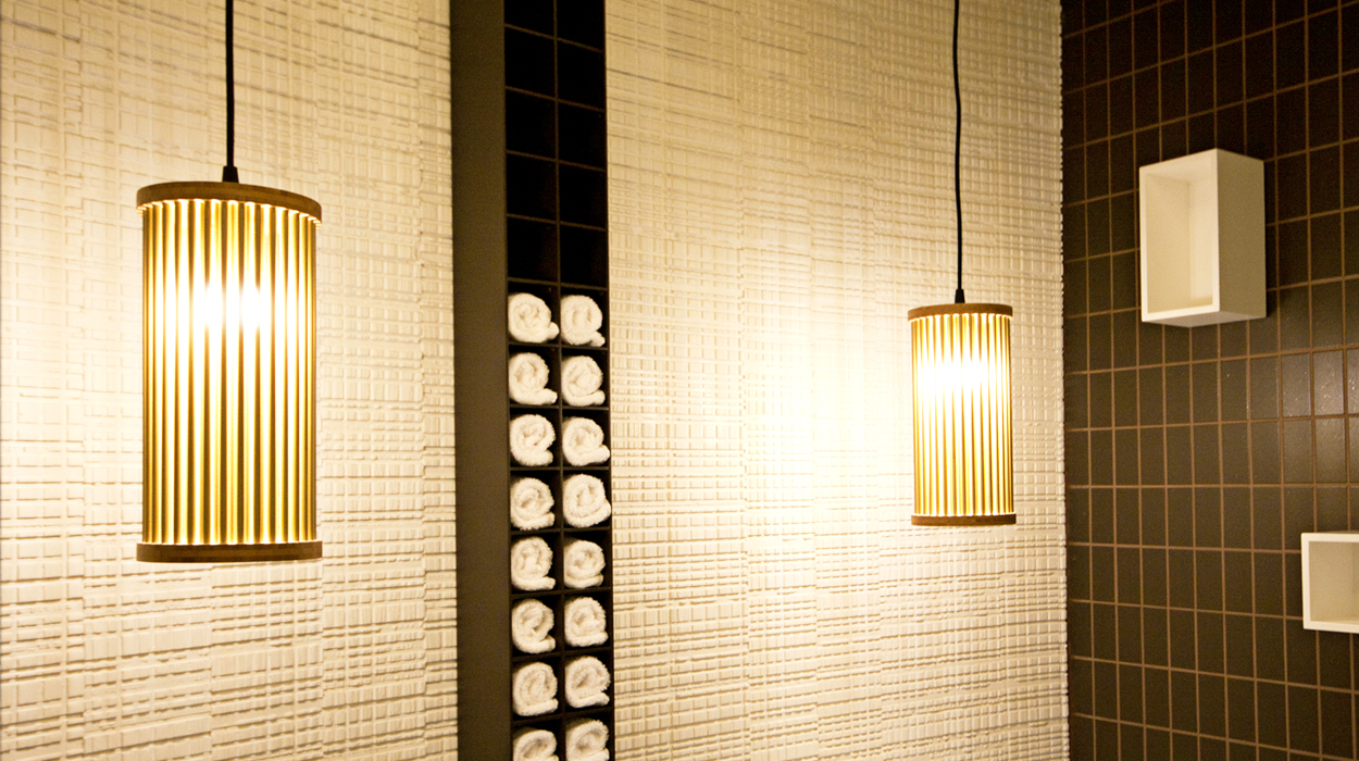 S Vallet lighting Design Barcelona lamp Golda Brass 2
